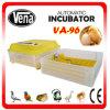 Incubateur automatique d'oeuf de caille de qualité du best-seller de naissance