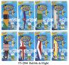 Het grappige Stuk speelgoed van de Vlucht Bubble&
