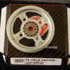 Roda dentada da bicicleta do motor do mercado de Brasil para Cg125 o ventilador 2014