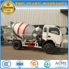 Yuejin 6 바퀴 3000L 시멘트 믹서 트럭