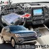 Androïde Navigatie 6.0 voor Doorwaadbare plaats Expidition Sync 3 de Link van de Spiegel van Waze Yandex van het Systeem van Sony