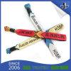 Wristbands tessuti festival di evento del partito del commercio all'ingrosso del rifornimento di banco