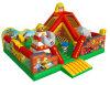 Neue Entwurfs-aufblasbare Vergnügungspark-Spaß-Stadt-aufblasbarer Spielplatz