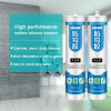 Het azijn Dichtingsproduct van het Silicone anti-Fngus voor Vensters en Deuren