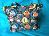 Pop Sacs épaule belle chouette des terriers des sacs de magasinage