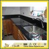 Черный Galaxy гранитные мойки для кухни и ванные комнаты оформлены