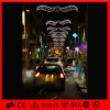 De 2D Motif Outdoor Horizon Decoration Street Light van LED Chritatmas