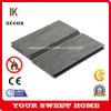 Deck natural piso exterior composto de material com WPC