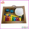 Reeks van het Stuk speelgoed van het Instrument van kinderen de Muzikale (W07A030)