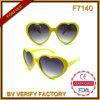 Le coeur populaire d'Eyeglass& du créateur F7140 encadre des lunettes de soleil
