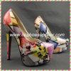 Ботинок женщины высокой пятки 2014 повелительниц самой последней конструкции сексуальный