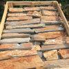 Décoration murale Rusty Slate lâche des placages de pierre (SMC-FS060)