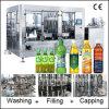 Fruit Juice Hot Filling Machine3 에서 1 자동