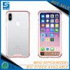 Caisse acrylique transparente de téléphone de qualité pour l'iPhone 8