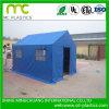 Großhandelsüberzogenes Plane-Gewebe Belüftung-500d für Zelt