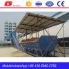 Самый лучший завод цены 60m3 конкретный дозируя для сбывания (HLS60)