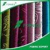 Poliestere 100% 3D Embossed Velvet Fabrics