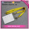 De goedkope Milieuvriendelijke Azo Vrije Riem van het Sleutelkoord met de Houder van de Kaart (lam-La-379)