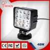 LED Flood Offroad Light 4X4, 48W LED Work Light