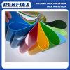 テントおよび日除けのためのガラス繊維の防水シート