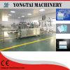 Equipo de fabricación en blanco no tejido disponible quirúrgico de la máquina de la mascarilla ultrasónico