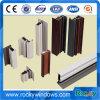 Puertas y Ventanas Revestimiento en Polvo Perfil de Aluminio, Extrusión de Aluminio 6063