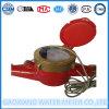 Mètre d'eau matériel en laiton de sortie de pouls de Dn15mm de mètre d'eau de la Chine