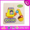 Inteligência 2015 Wooden Toy Custom Puzzle para Kids, Customized Puzzles para Children, Cheap Wooden Custom Puzzle Toy W14c097