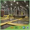 Salto de altura cubierta Trampolín Parque de Deportes