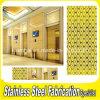 内部の現代カラー上塗を施してあるステンレス鋼の壁のクラッディングパネル