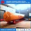 LPG 저장 탱크, 20mt LPG 미끄럼 주유소, 두 배 분사구 분배기 20mt LPG 미끄럼 역