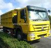 Sinotruck HOWO 15t 20t 4X2 6 바퀴 판매를 위한 중간 덤프 트럭
