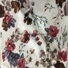 2016 de PolyTextiel van de Stof van het Fluweel Bloemen Afgedrukte Gebreide