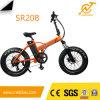 neumático gordo de la batería de litio de 36V 250W plegable la bicicleta eléctrica