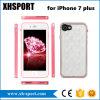 Caso impermeável de cristal da tampa do telefone móvel da proteção para o iPhone 7plus