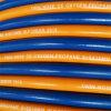 1/4 '' di tubo flessibile doppio della saldatura di taglio di gas per ossigeno & acetilene