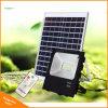 Lumière d'inondation rechargeable du panneau solaire DEL pour l'éclairage extérieur de pelouse de rue de jardin