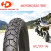Llanta De Motocicleta Motorcycle zerteilt Qualitäts-Motorrad-Reifen/Gummireifen 80/90-16