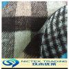 Tela de las lanas de las caras del tweed dos para la capa del invierno