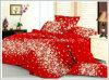 Folha de base ajustada do fundamento de matéria têxtil da HOME da alta qualidade do Poli-Algodão