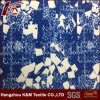 100d'étirement à quatre voies imprimé 92 % 8% spandex polyester