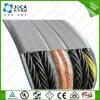 Câble plat à plusieurs noyaux flexible 300/500V 450/750V d'ascenseur de PVC diplômée par VDE
