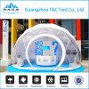 Большой пластичный водоустойчивый питьевой шатер дома купола стеклоткани для банкета партии