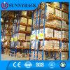 Cremalheira aprovada da pálete do armazenamento do armazém do Ce do fornecedor de China