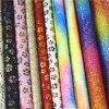 Couro novo do falso do Glitter do projeto para sacos, sapatas, Decoretions (HS-Y14)