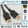 Тональнозвуковой видео- кабель с разъемом HDMI