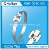 Releasable связь кабеля нержавеющей стали 304 для снаружи Using
