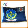Bandiera su ordinazione della visualizzazione di pubblicità esterna del tessuto dei 100 denari (HY-A110)