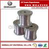 電気タバコの噴霧器のための優秀なクリープ抵抗Nicr60/15ワイヤーNi60cr15によってアニールされる合金