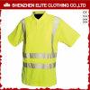 Подгонянная Hi рубашка пола безопасности Mens видимости (ELTSPSI-1)